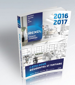 catalogue résidentiel tertiare Rexel